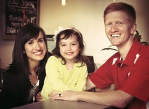 Dr Brea and Family