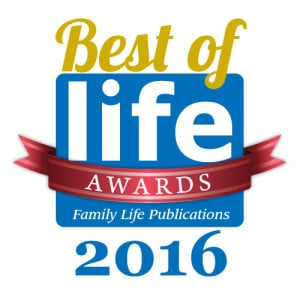 Best of Life Award - Family Life Publications