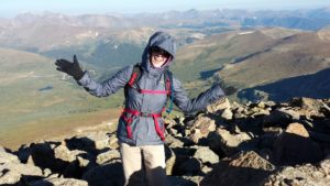 Bierstadt Summit 14,060 Front Range