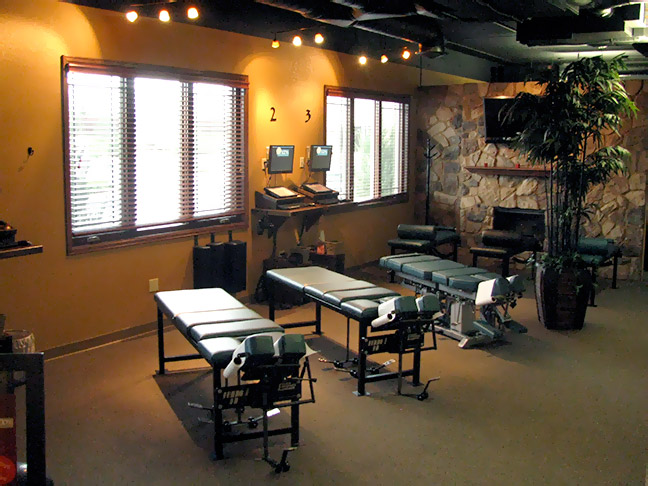 Colorado springs chiropractor northgate briargate for Chiropractic office layout